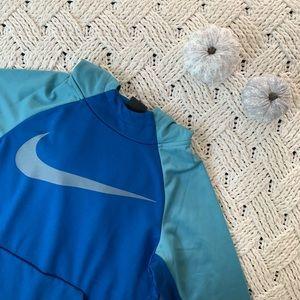 Nike | Girls Blue Hoodie